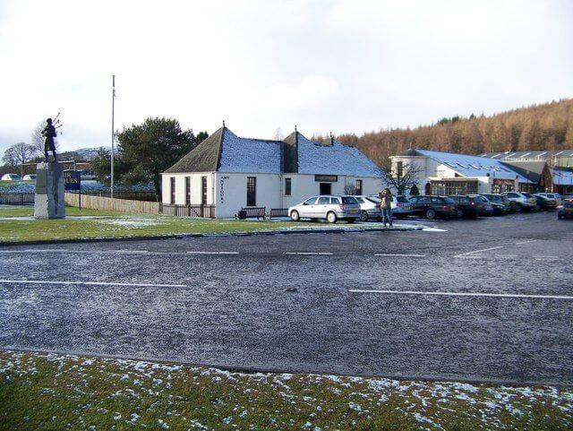 Clan Centre