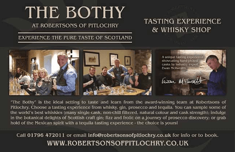 The Bothy at Robertsons of Pilochry