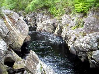 The Soldiers' Leap, Killiecrankie